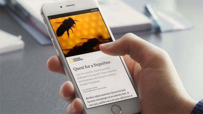 Instant Articles op Facebook
